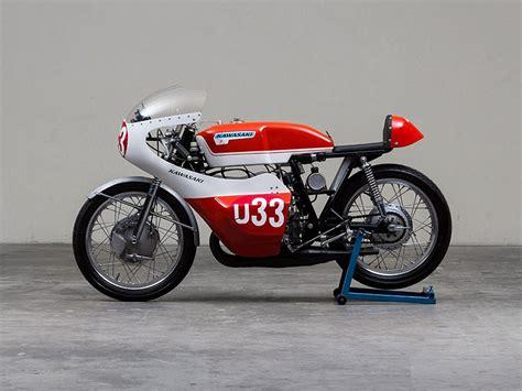 Kawasaki A1 Motorrad by Kawasaki 250 A1 Samurai A1 R 250 Racing 1967 8negro