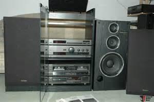 Technics rack system photo 237100 canuck audio mart