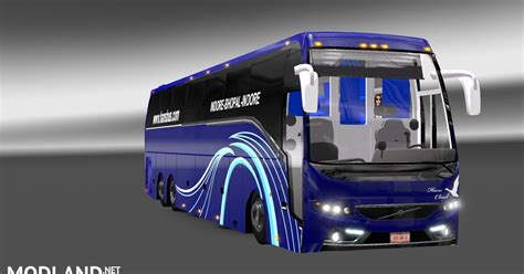 facelifted volvo bus mod  skins  indian volvo br br passengers etsmodsbd