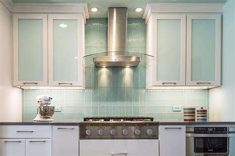 vertical glass tile backsplash why you should consider a vertical tile backsplash abode