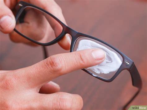 Plexiglas Polieren Zahnpasta by Kratzer Von Plastik Brillengl 228 Sern Entfernen Wikihow
