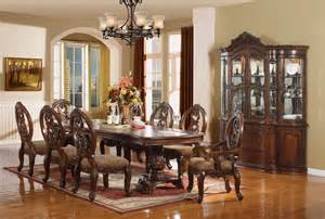 Cheap 7 Piece Dining Room Sets piece dining room set in rich dark espresso dining room dining