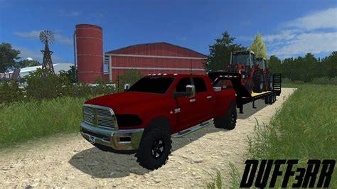 cummins pickup bed log truck for fs15 farming simulator farming simulator 2011 modhub html autos weblog
