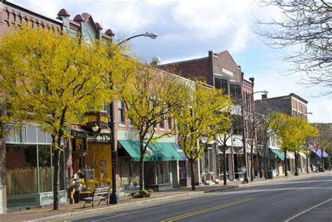 best town squares in america 1000 images about our downtown corning historic market on clock