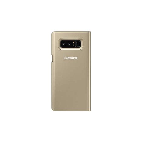 Clear View Standing Samsung Note 8 samsung galaxy note 8 clear view standing cover