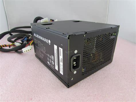 alienware nps 750ab 1 b 750w 80 plus certified atx desktop power supply psu ebay