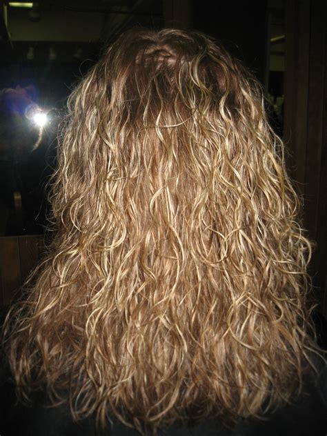 is there a perm for thin fine color treated hair perms are not evil get some hairapy