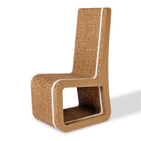 sedia di cartone sedia in cartone alveolare stripe 20 origami furniture