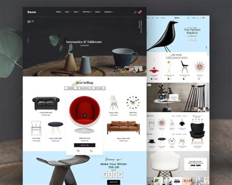 Furniture Store Web Templates Psd Download Download Psd Furniture Website Templates Free