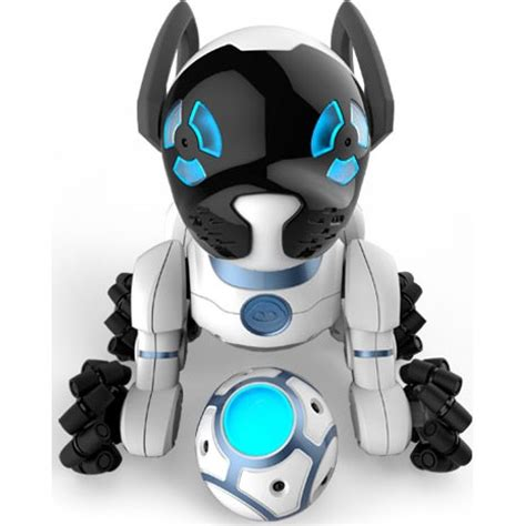wowwee chip robot robot chien wowwee chip adoptez un chien robot high tech