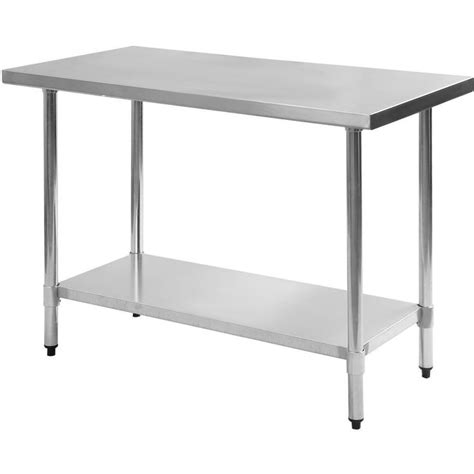 Stainless Steel Kitchen Table by Best 25 Stainless Steel Prep Table Ideas On