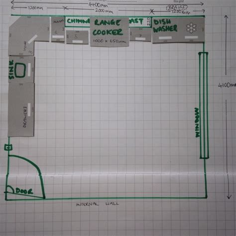 help with kitchen layout please please help with kitchen layout