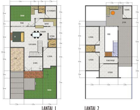 desain rumah 10 x 20 desain rumah minimalis 10 x 20 model rumah unik