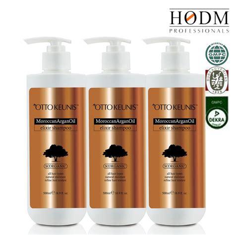 Best organic shampoo for men
