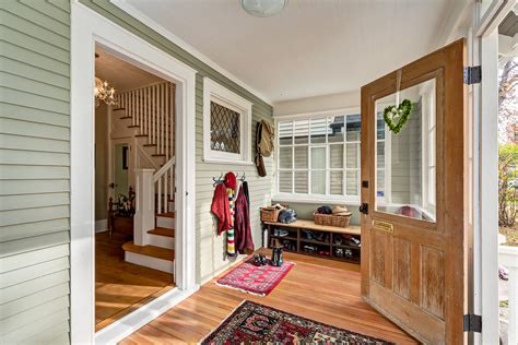 vestibule bench gorgeous wall mount coat rack in entry farmhouse with green siding next to wall
