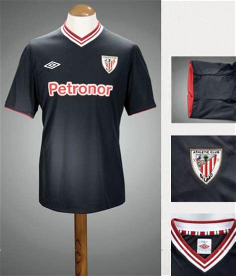 Jersey Athletic Bilbao Away 1213 new athletic bilbao kits 12 13 umbro bilbao home away shirt 2012 2013 football kit news new