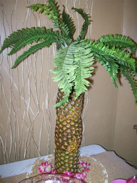 Pineapple Tree Decoration by Pineapple Palm Tree Luau