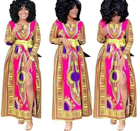 2016 african fashion dresses african traditional dresses for women dashiki long sleeve