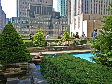 Garden Nyc by Rockefeller Center S Secret Roof Gardens Gwarlingo