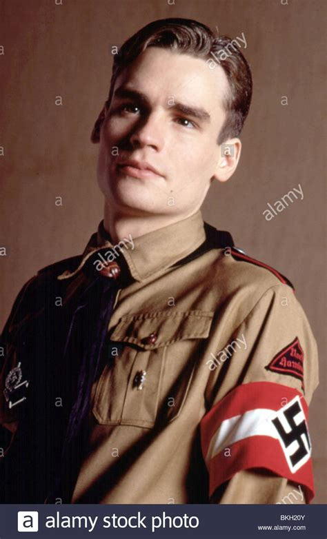 robert sean leonard swing kids swing kids 1993 robert sean leonard swkd 021 stock photo