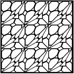 tessellation coloring pages free coloring pages of tessellation
