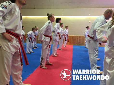 Headway Proud Black if at you don t succeed warrior taekwondo