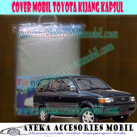 Kijang Cover Mobil Sarung Mobil Car Cover Selimut Mobil cover mobil toyota kijang kapsul car cover toyota toyota