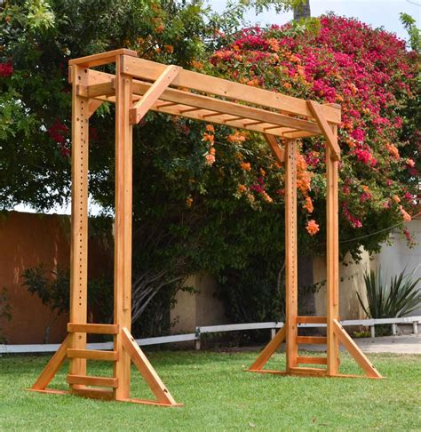 Wooden Plans How To Build Wood Monkey Bars PDF Download
