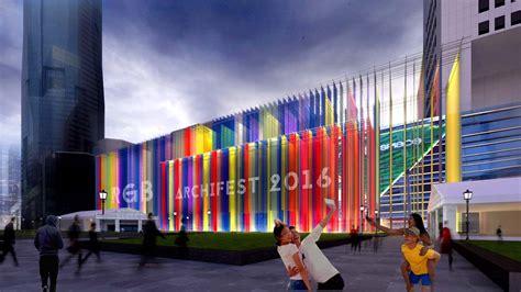 Design Competition Singapore 2016 | winner of archifest 2016 pavilion design competition