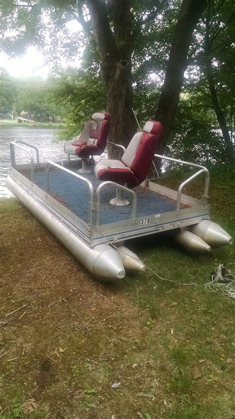 hotwoods boats hotwoods 5 x 10 aluminum pontoon boat lil sport 2000 for
