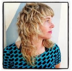 forward cut curly shag hairstyles wavy shag haircut edo salon san francisco hair salon