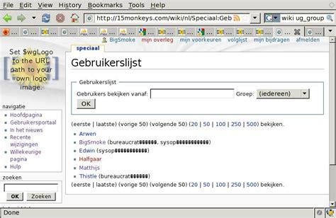 Mediawiki Tables by Bigsmoke 187 Mediawiki Problems With Mysql Varbinary Padding