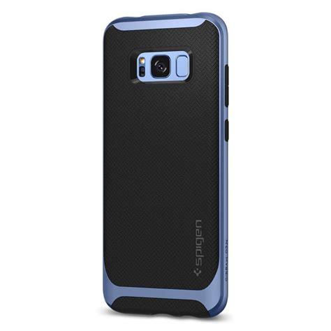 Spigen Neo Hybrid For Galaxy S8 Blue Coral Biru spigen 174 neo hybrid 565cs21598 samsung galaxy s8 blue coral spaceboy