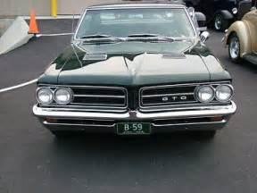 Pontiac Gto 64 64 Gto Pontiac The Gto