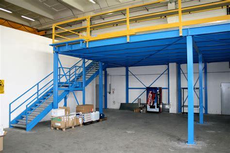 Soppalchi Prefabbricati Prezzi by Soppalco Industriale Normativa Terminali Antivento Per