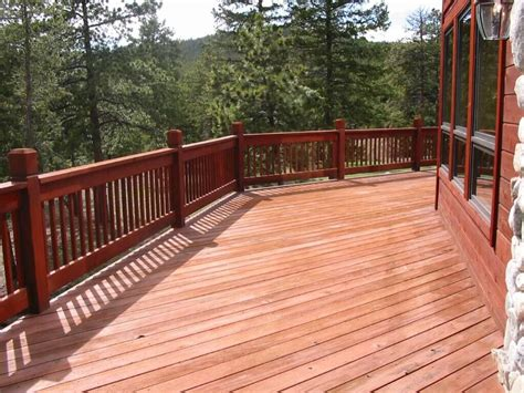 wood deck installation prices estimate  cost