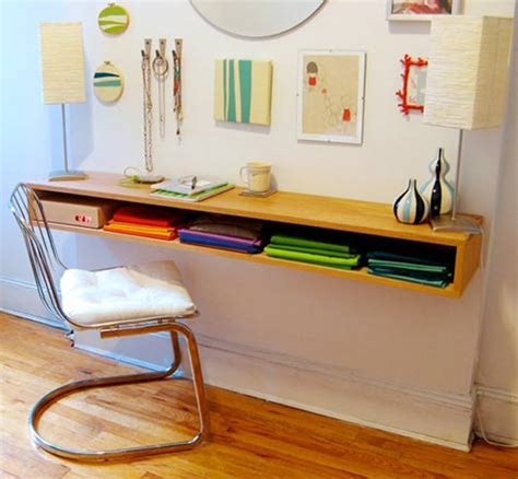 Creative Desk Ideas For Small Spaces 26 Ingenious Diy Ideas For Small Spaces Diy Ready