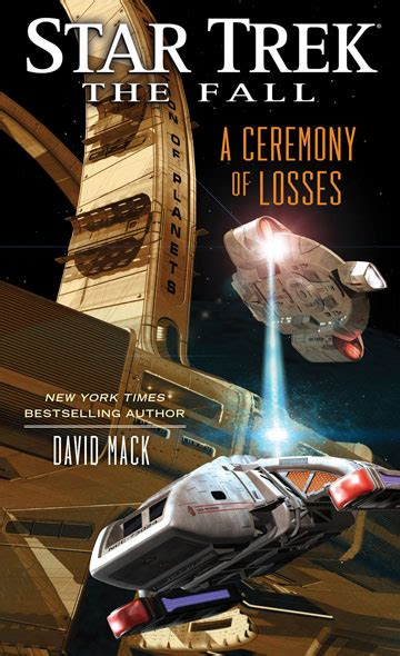 david mack a ceremony of losses