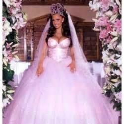 Draped Neckline Dress Top 10 Sluttiest Wedding Dresses The Bridal Buzz Polyvore