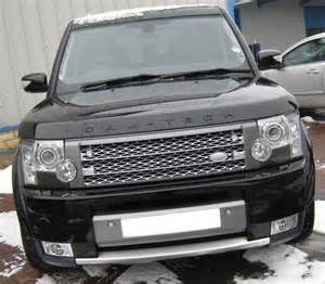 land rover discovery 3 supercharged style front grille