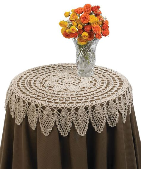 table toppers table topper free pattern doilies