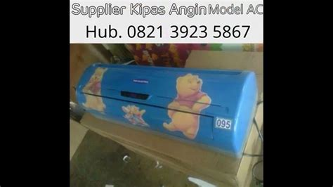 Kipas Angin Model Ac Surabaya 0821 3923 5867 grosir kipas angin model ac karakter