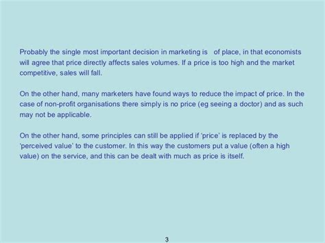 The Mba Exchange Pricing by Lecture 8 Mba Marketing Management Pricing