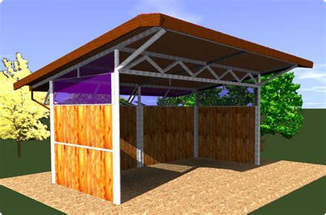 come costruire una tettoia economica tettoia economica