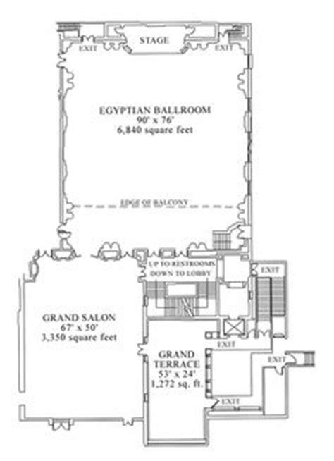 fox theater floor plan 1000 images about atlanta venue floor plans on
