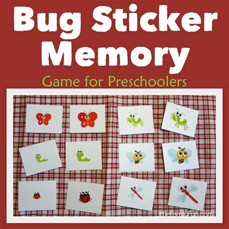 Mainan Edukasi Discover Bugs Wonders Of Learning Sticker Book 30 Best Images About Preschool Bugs On