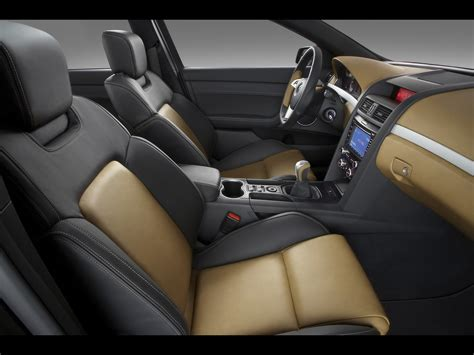 Best Leather Upholstery Cleaner 2008 Pontiac G8 Gt Show Car Interior 1920x1440 Wallpaper