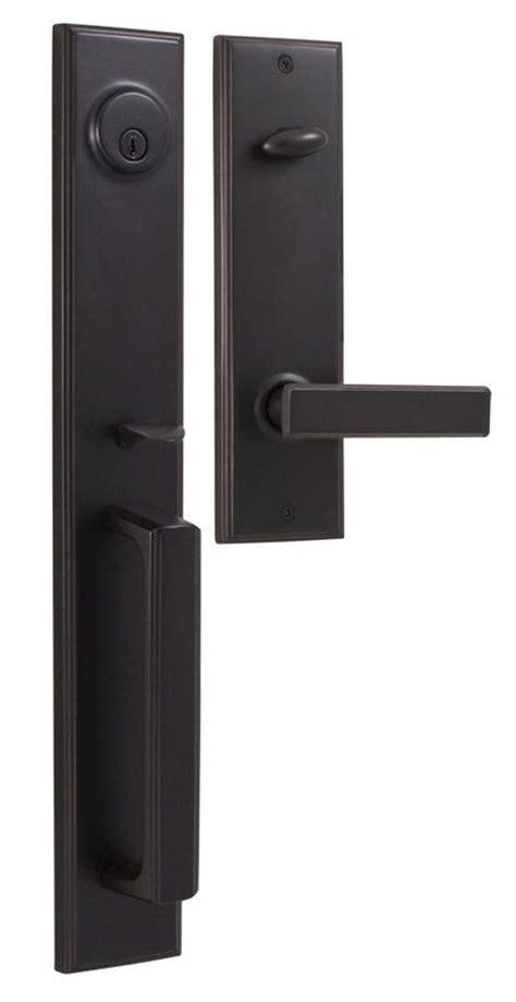 Front Door Handleset by Weslock 6691 Front Door Handleset Build