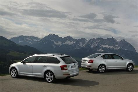 skoda s global april sales hit by switch to new octavia