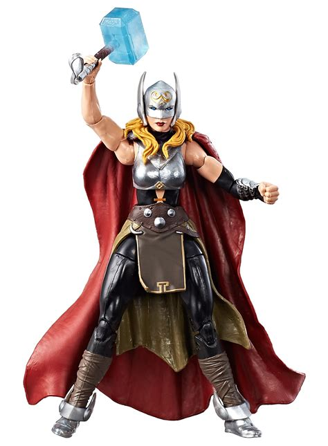 Thor Figure Marvel hasbro sdcc 2017 exclusive thor battle for asgard hi res